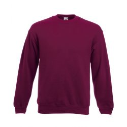 FoL Set-In Sweat, burgundy