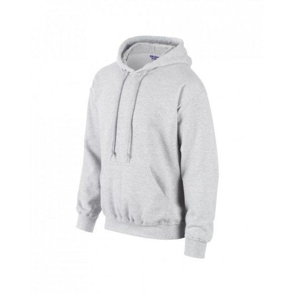 Gildan prémium kapucnis pulóver, ash
