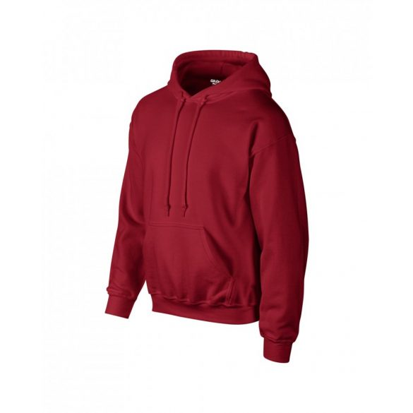 Gildan prémium kapucnis pulóver, cardinal piros