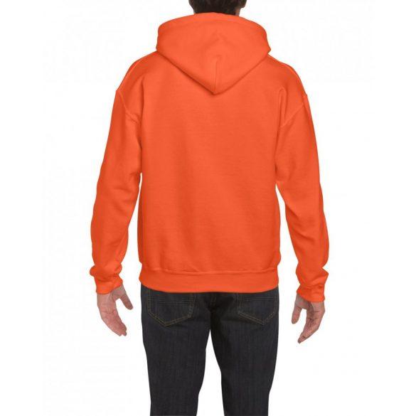 Gildan prémium kapucnis pulóver, narancs