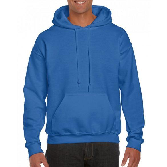 Gildan prémium kapucnis pulóver, királykék