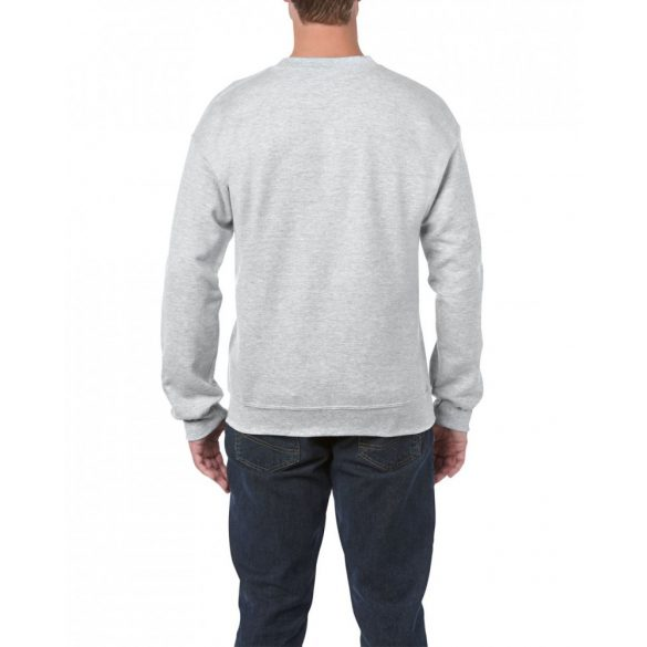 Gildan kereknyakú pulóver, ash