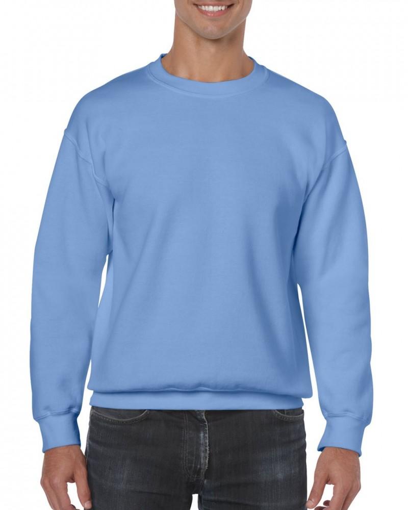 5b17e8ccdf Gildan kereknyakú pulóver, carolina kék - poloplaza