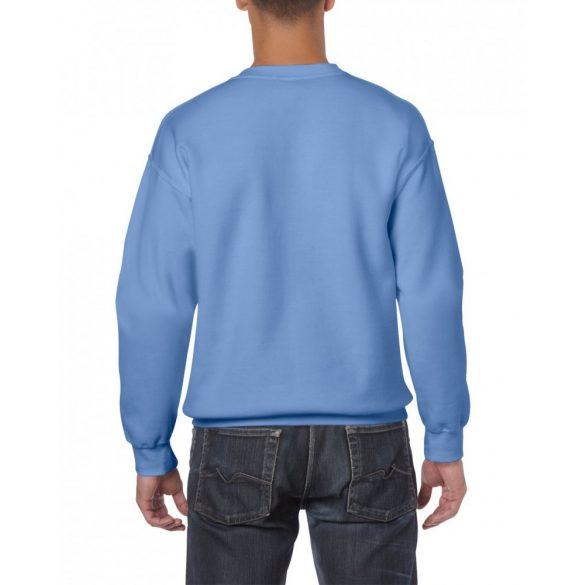 Gildan kereknyakú pulóver, carolina kék