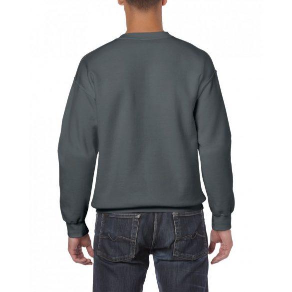 Gildan kereknyakú pulóver, faszénszürke