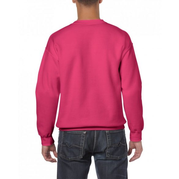 Gildan kereknyakú pulóver, heliconia