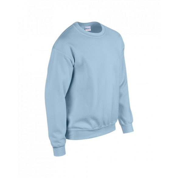Gildan kereknyakú pulóver, világoskék