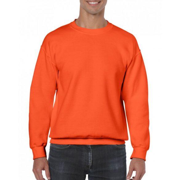 Gildan kereknyakú pulóver, narancs