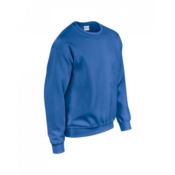 Gildan kereknyakú pulóver, királykék