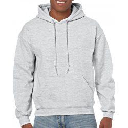 Gildan kapucnis pulóver, ash