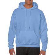 Gildan kapucnis pulóver, carolina kék