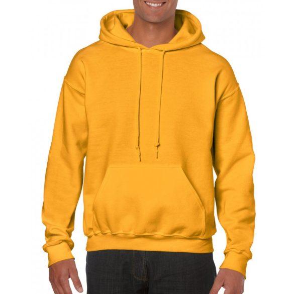 Gildan kapucnis pulóver, gold
