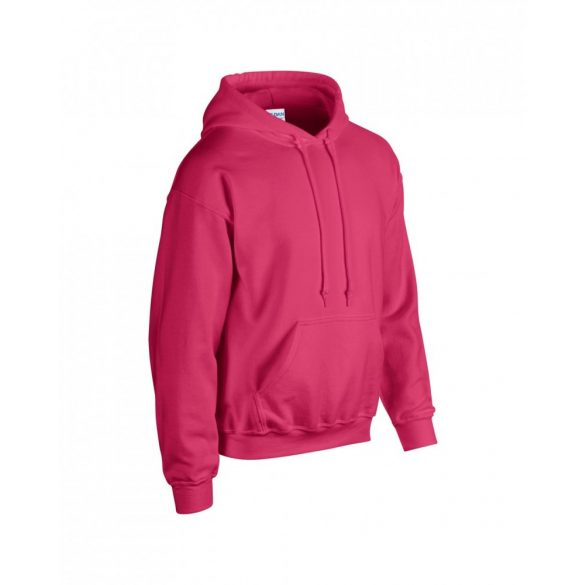 Gildan kapucnis pulóver, heliconia