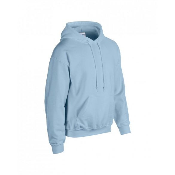 Gildan kapucnis pulóver, világoskék