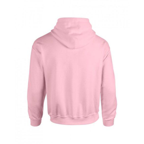 Gildan kapucnis pulóver, light pink