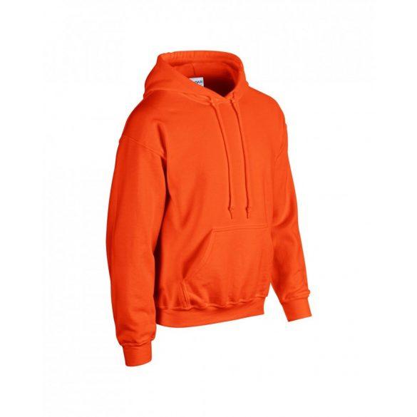 Gildan kapucnis pulóver, narancs