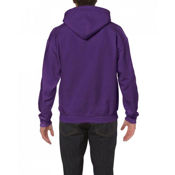 Gildan kapucnis pulóver, lila