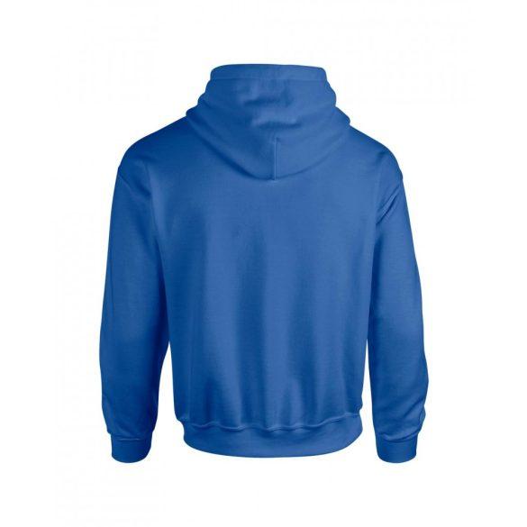 Gildan kapucnis pulóver, királykék
