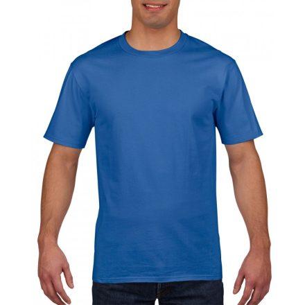 Gildan prémium pamut póló, királykék