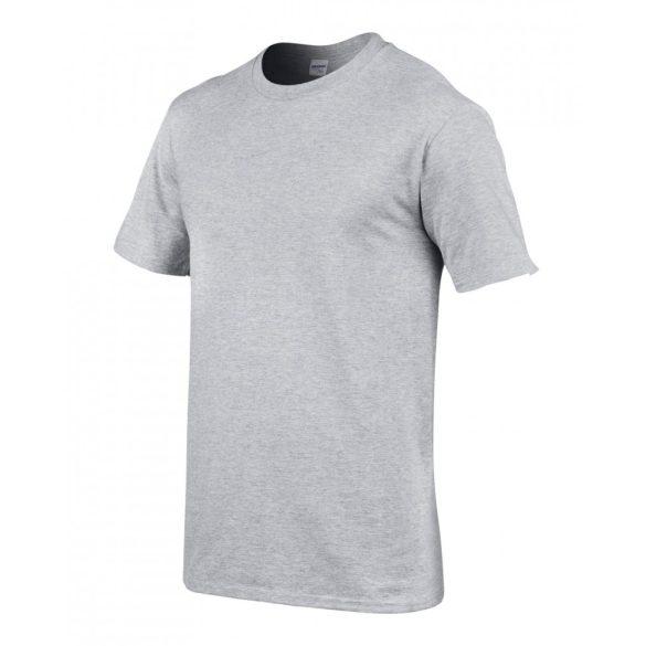 Gildan prémium póló, sportszürke