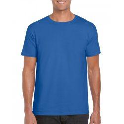 Softstyle Gildan póló, királykék