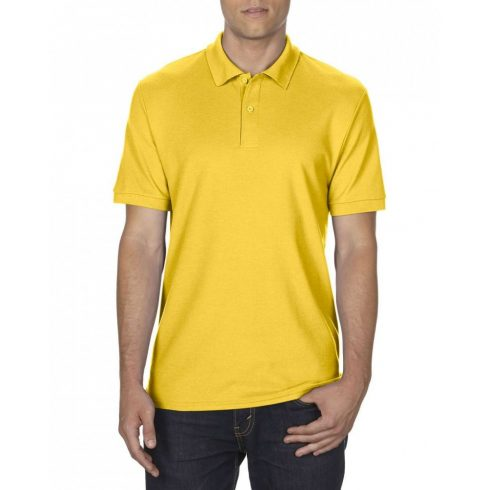 Gildan DryBlend férfi póló dupla piké anyagból, daisy