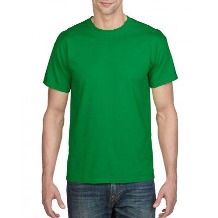 Gildan férfi dryblend póló, irish green