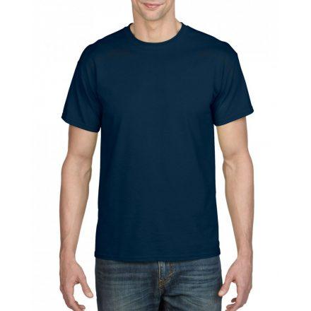 Gildan férfi dryblend póló, sötétkék
