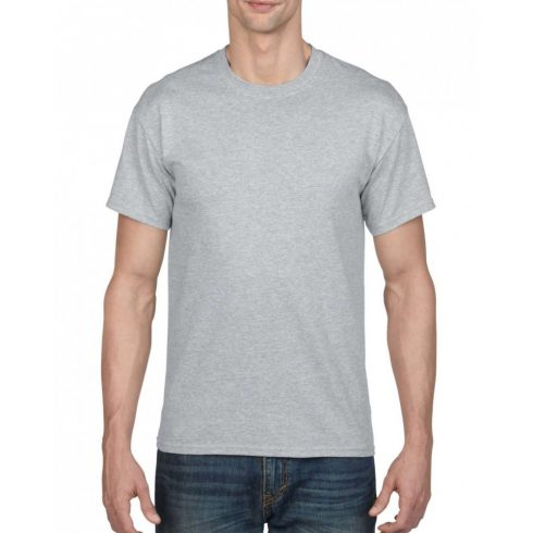 Gildan férfi dryblend póló, sportszürke