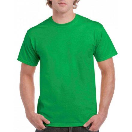 Gildan hammer pamut póló, Irish Green