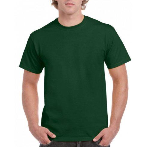 Gildan hammer pamut póló, Sport Dark Green