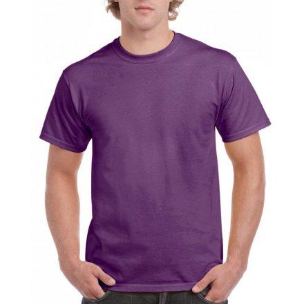 Gildan hammer pamut póló, Sport Purple