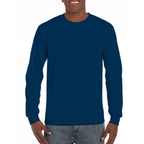 Gildan hammer hosszú ujjú póló, Sport Dark Navy