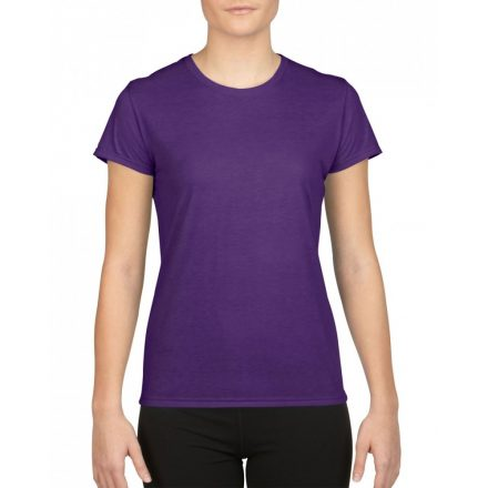 Gildan női sport póló, lila