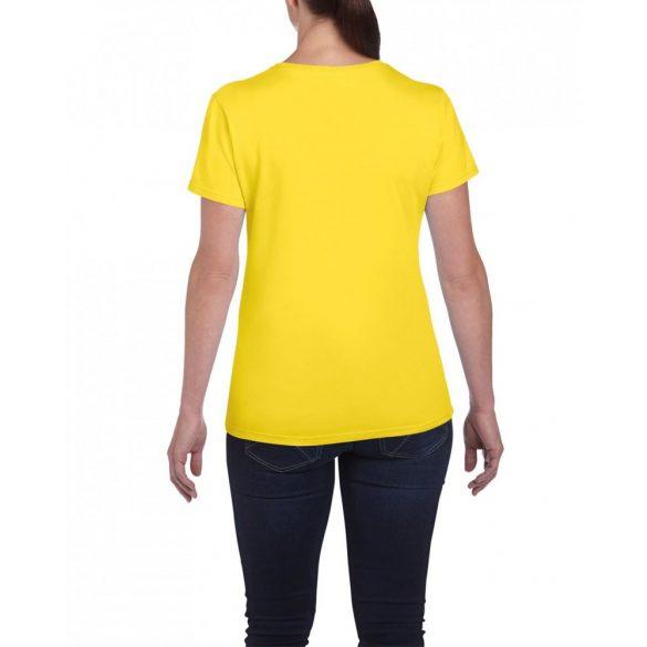 032ceede56 Gildan női környakas póló, daisy - poloplaza