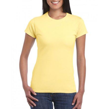 Softstyle Gildan női póló, daisy