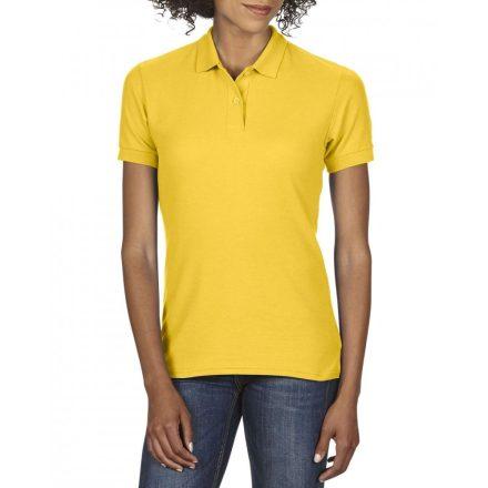 Gildan DryBlend Női póló dupla piké anyagból, daisy