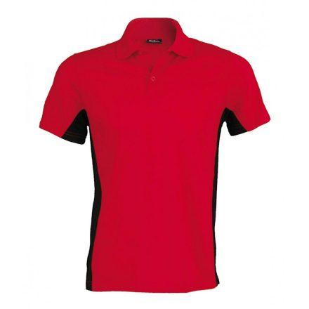 Kariban piképóló, piros/fekete