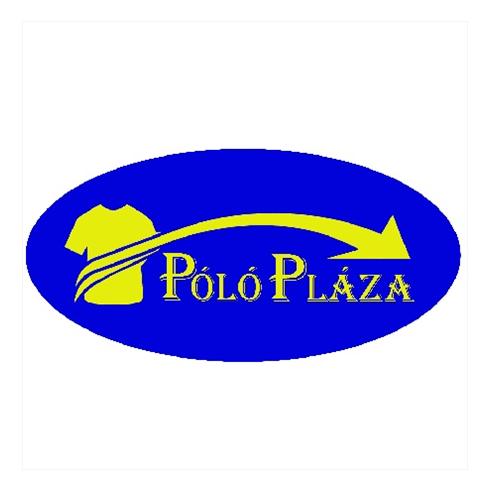 Kariban kevertszálas galléros póló, sötétkék/világosszürke