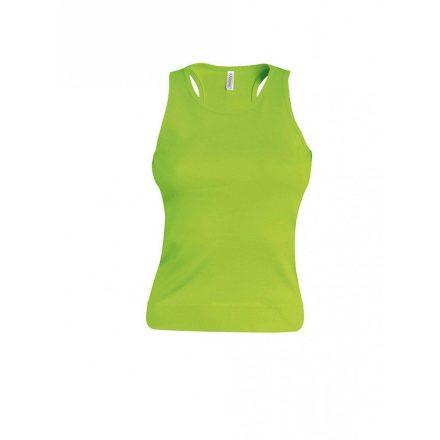 Kariban Női trikó, Lime