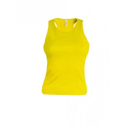 Kariban Női trikó, True Yellow