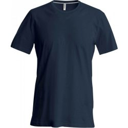Kariban karcsusított pamut póló, sötétszürke