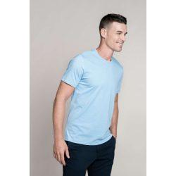 Kariban karcsusított póló, oxford szürke