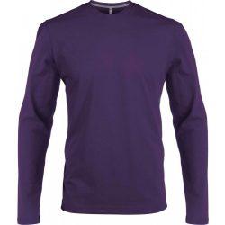 Kariban hosszúujjú karcsusított póló, lila