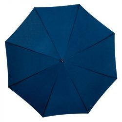 UV-szűrős alumínium automata esernyő, sötétkék