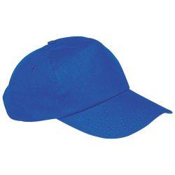 Vászon baseballsapka, kék