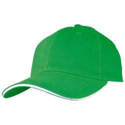 SANDWICH baseballsapka, zöld