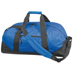 600 D gyöngyvászon sporttáska, kék