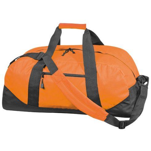 600 D gyöngyvászon sporttáska, narancs