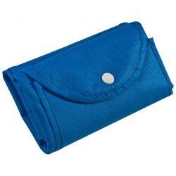 Összehajtható nem szőtt bevásárló táska, kék